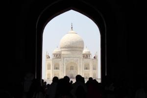 Taj Mahal, Uttar Pradesh