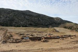 The Lasithi Plateau excavation site