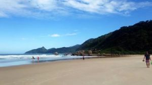 Lopes Mendes Beach on Ilha Grande
