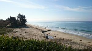 UCSB Beach
