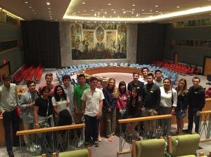Visiting The UN