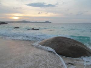 The Perhentian Islands boast some of the most beautiful beaches in the world