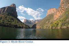 Blyde River Cruise